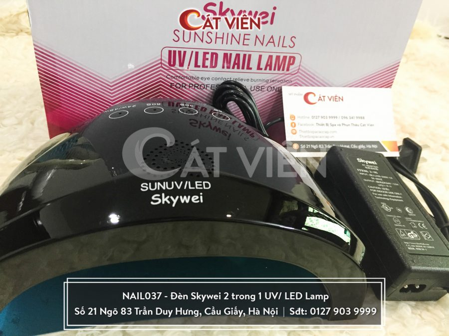 Đèn Skywei 1 UV/LED Lamp