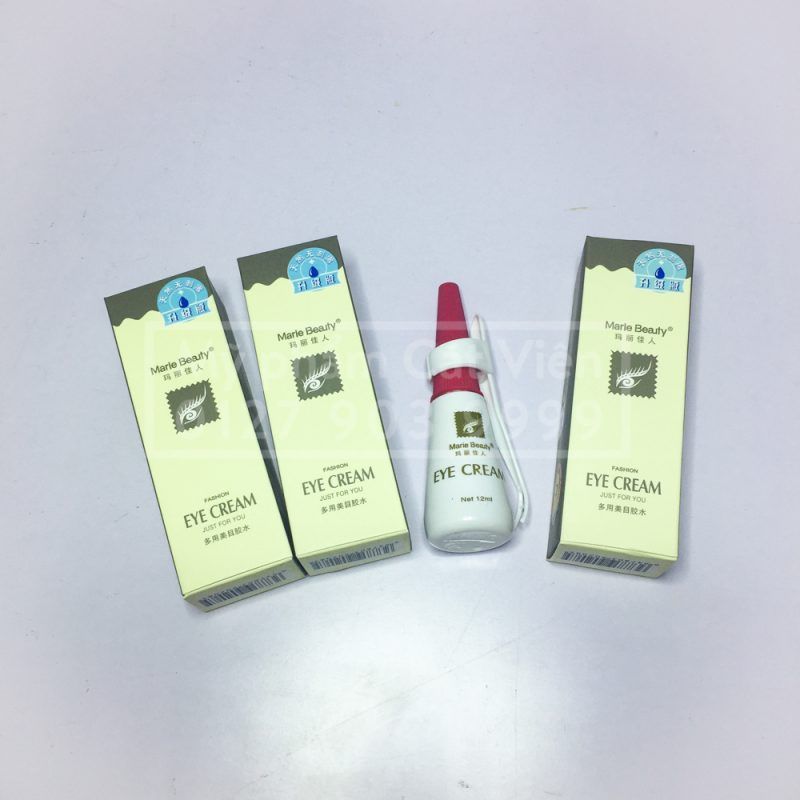 Keo dán mi giả Eye Cream Marie Beauty 40k