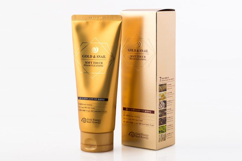 Gold_Snail_Foam_Cleanser_Soft_Touch_Foam_Cleansing