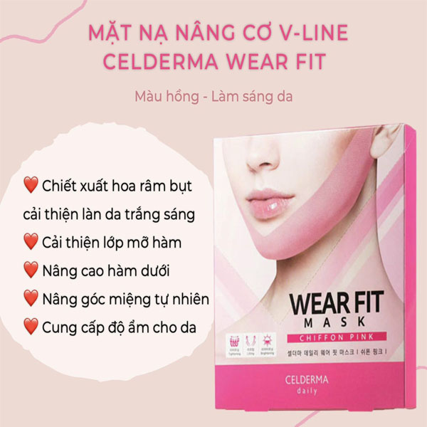 mat-na-nang-co-vline-celderma-wear-fit-mask-mau-hong-my-pham-cat-vien