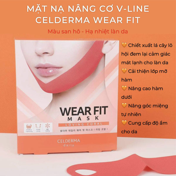 mat-na-nang-co-vline-celderma-wear-fit-mask-mau-san-ho-my-pham-cat-vien